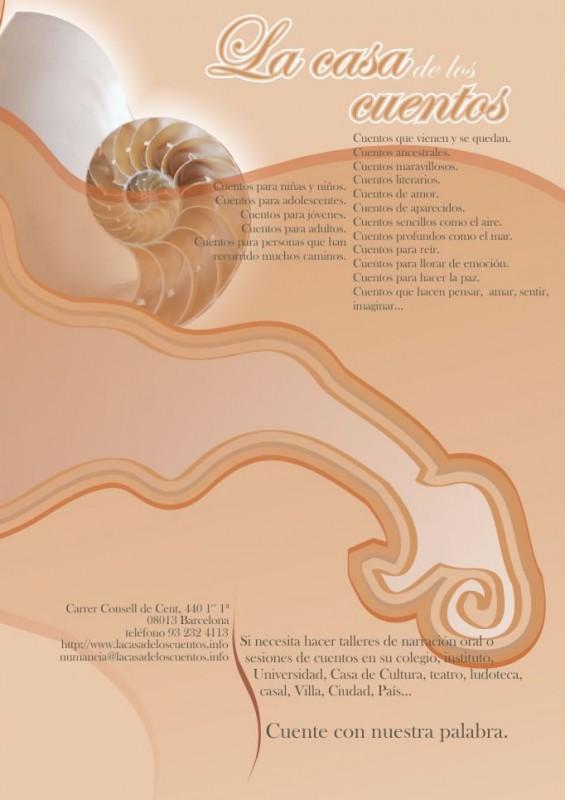 magazine layout - Back cover for the second issue of Siwsiwez magazine