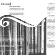 Storytelling magazine layout