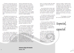 magazine layout - double page for inner content of Siwsiwez magazine